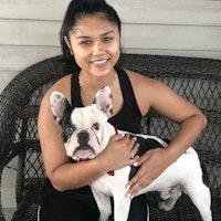 dog walker Nikki