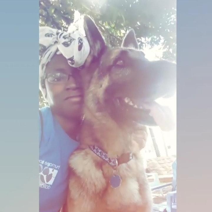 dog walker Latisha