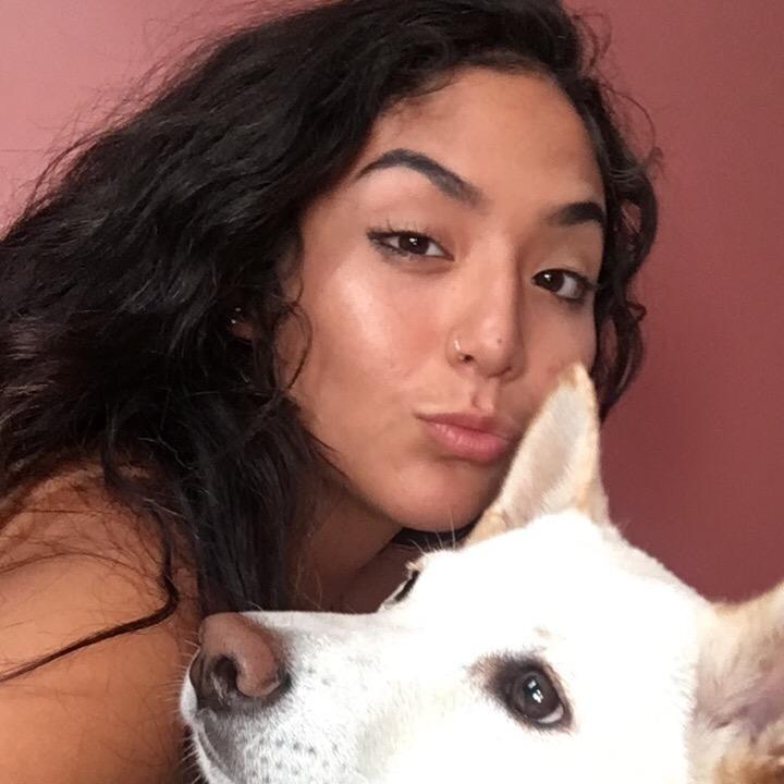 dog walker Lianna