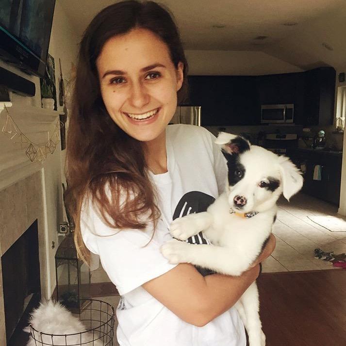 dog walker Julianne