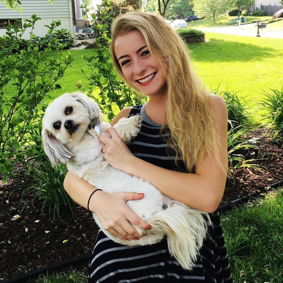dog walker Cayley