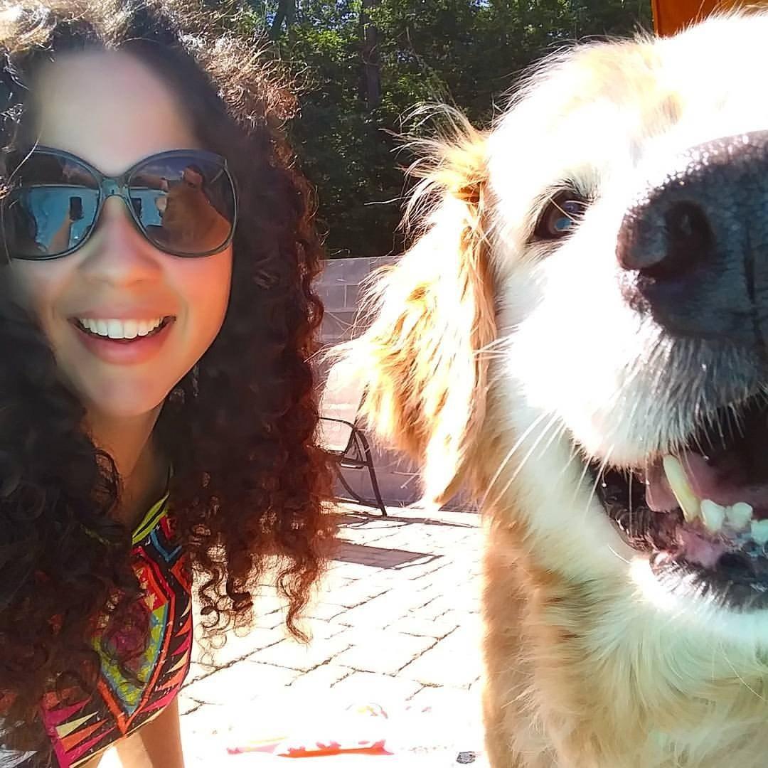 Indira & Bryan's dog boarding