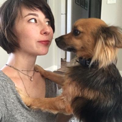 dog walker Alana