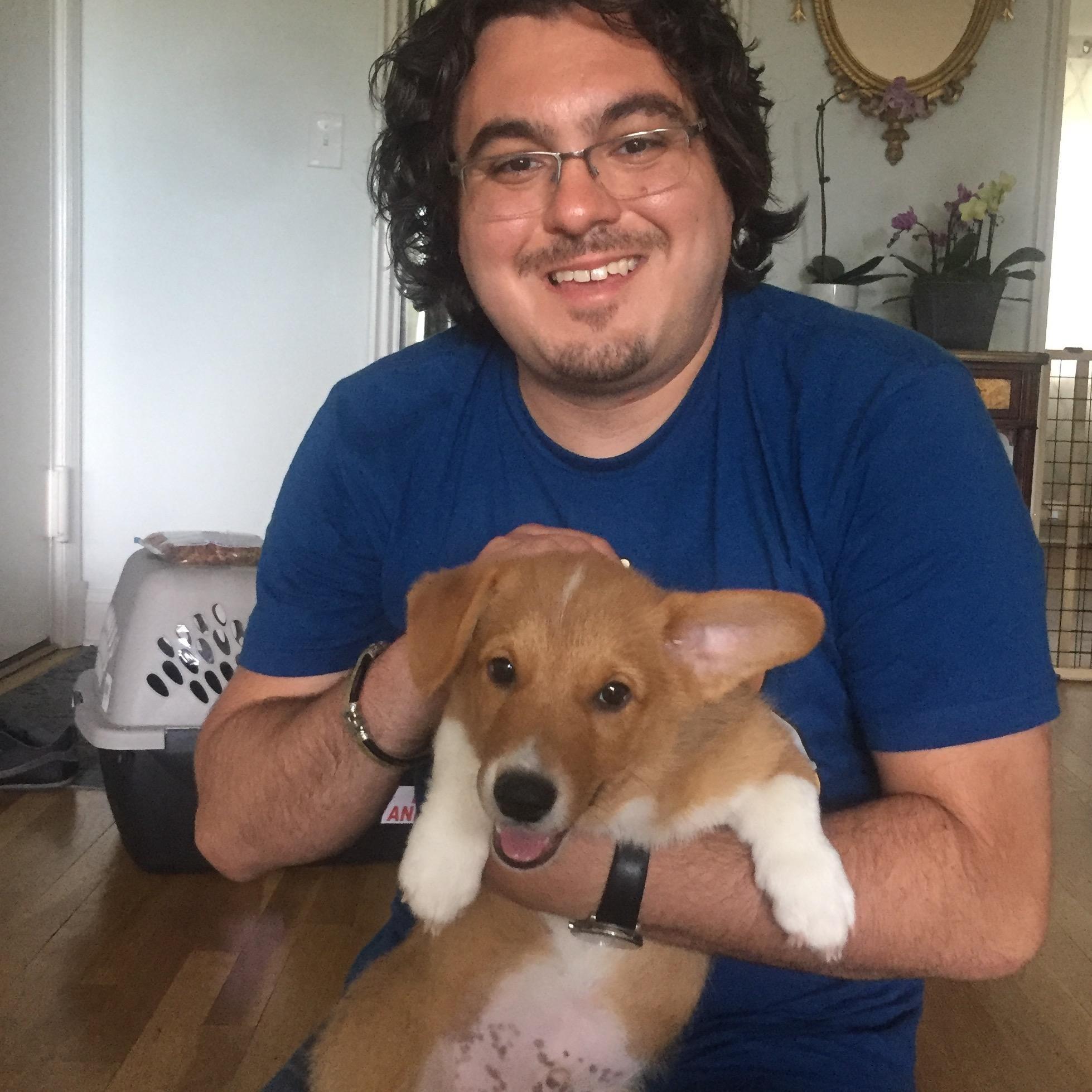 dog walker Gabriel