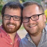 pet sitter Eric & Cody