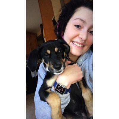 dog walker Brittney