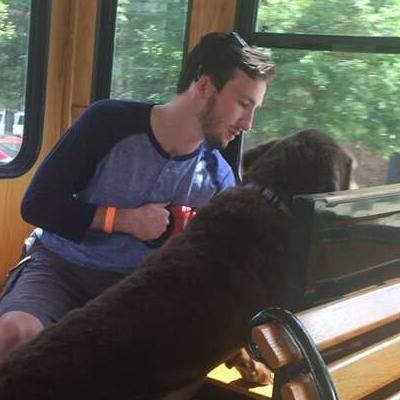 Matt's dog boarding