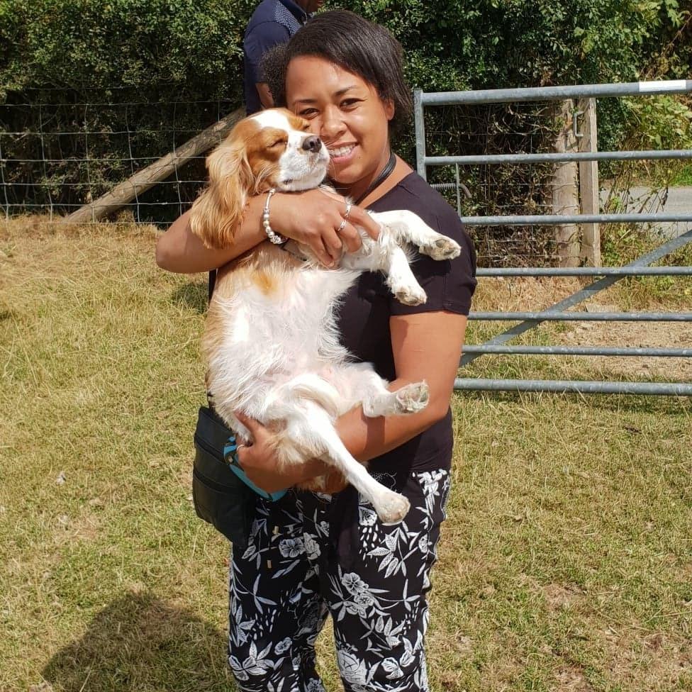dog walker Tanisha