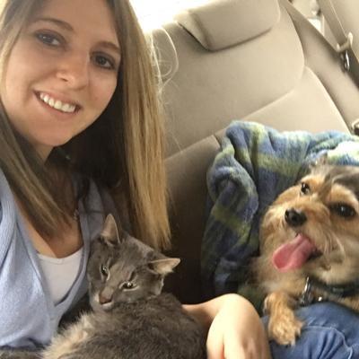 pet sitter Ally Nicole