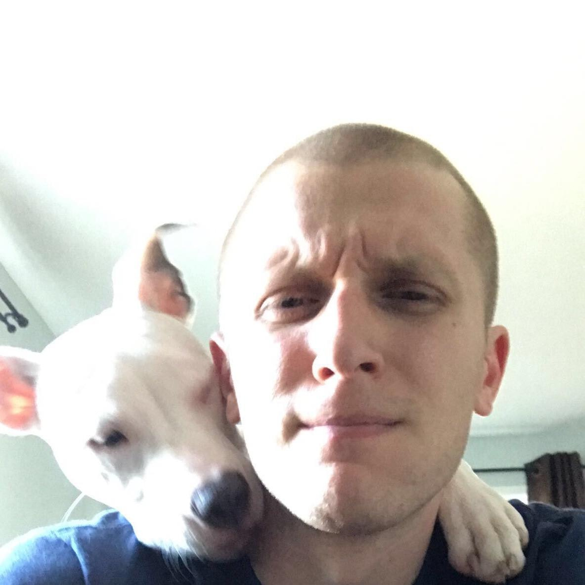 dog walker Donny