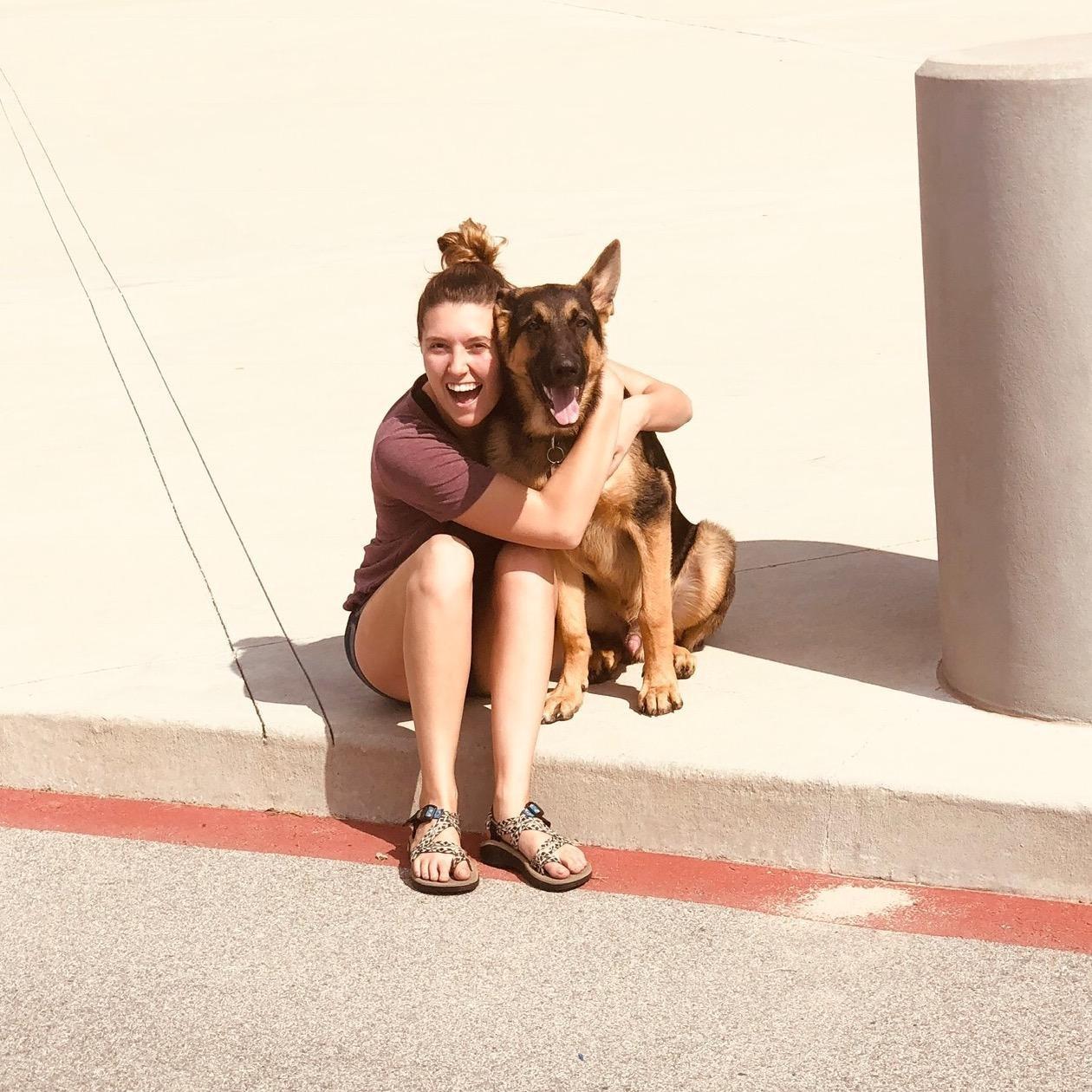 Jana's dog boarding