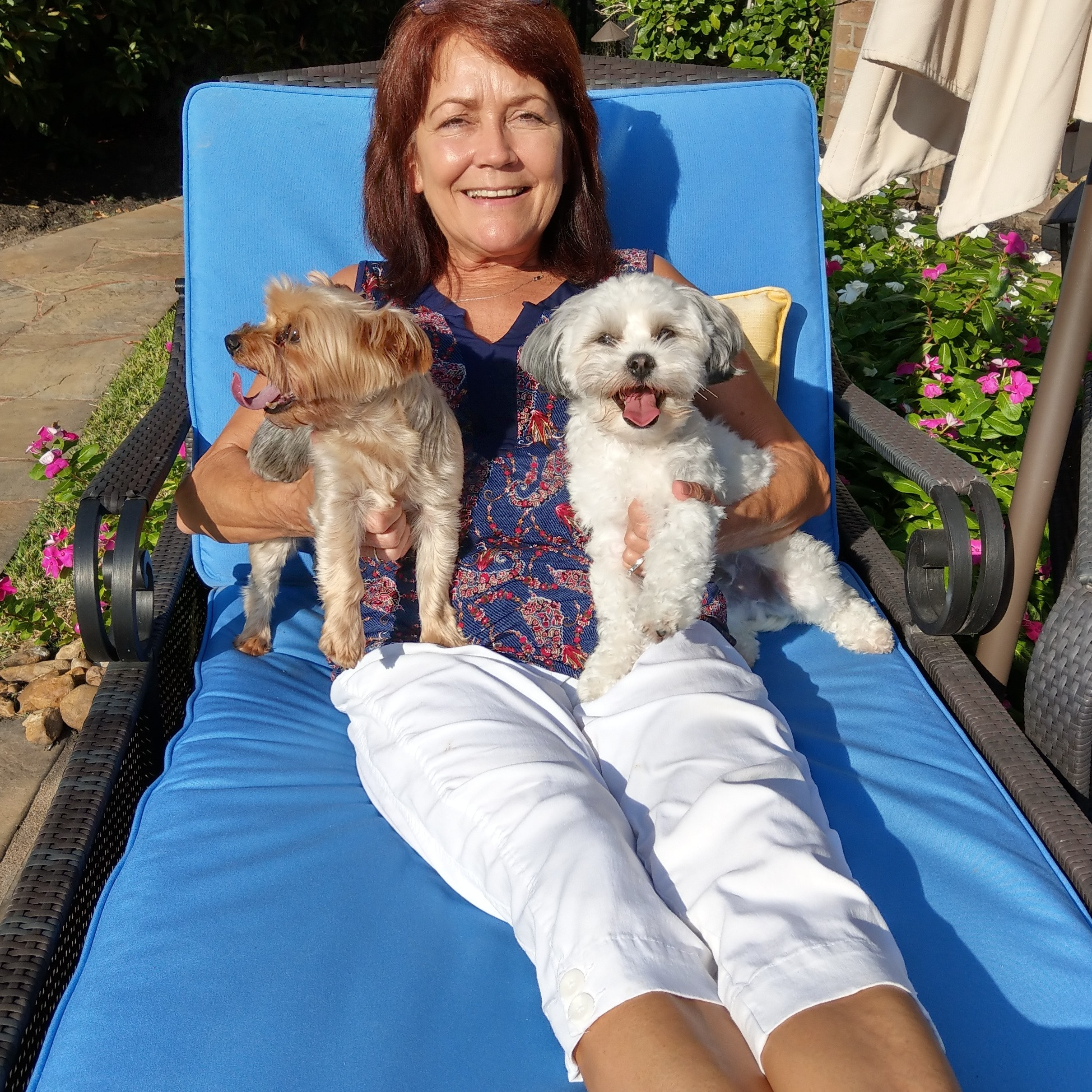 pet sitter Cyndy