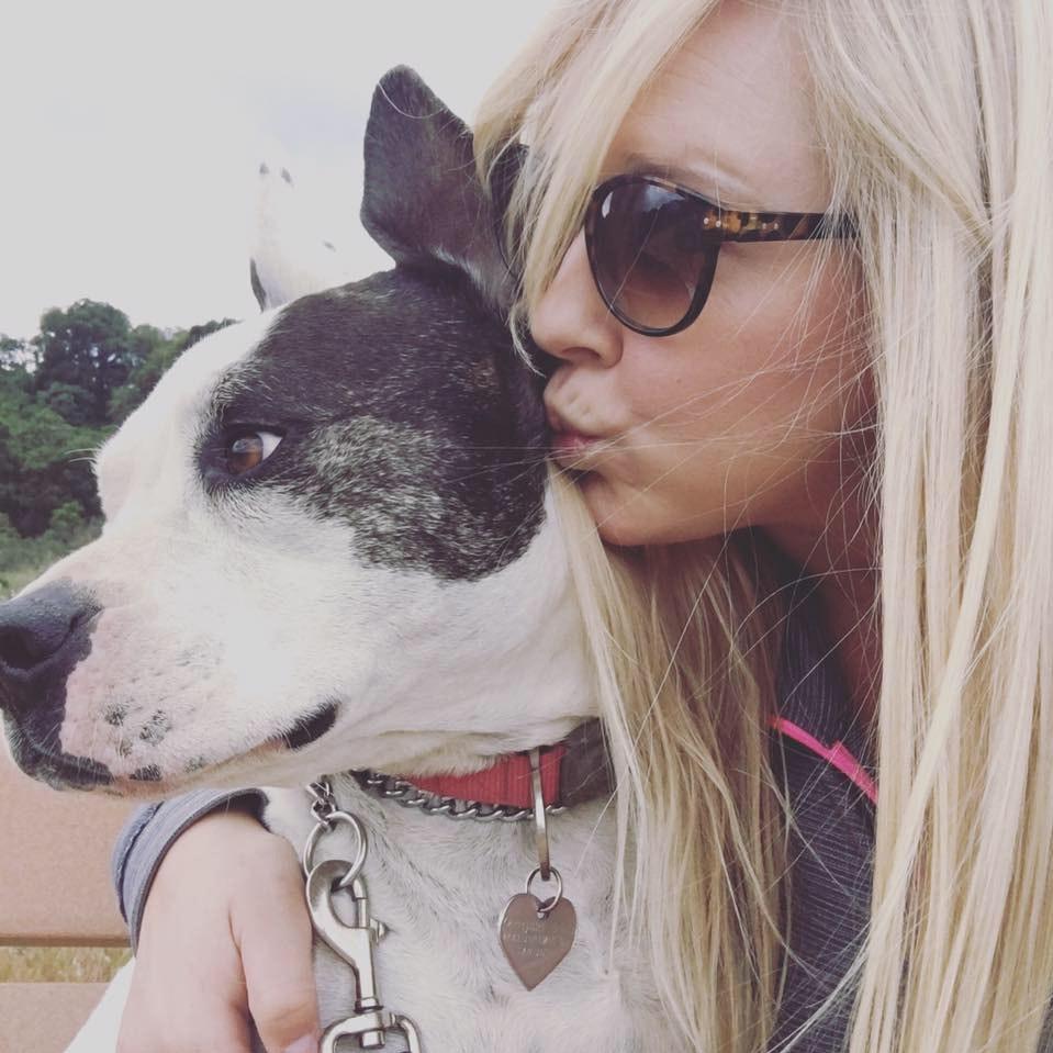 dog walker Meg