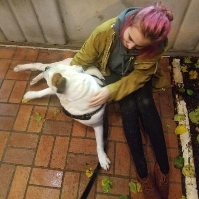 dog walker Jacquelyn