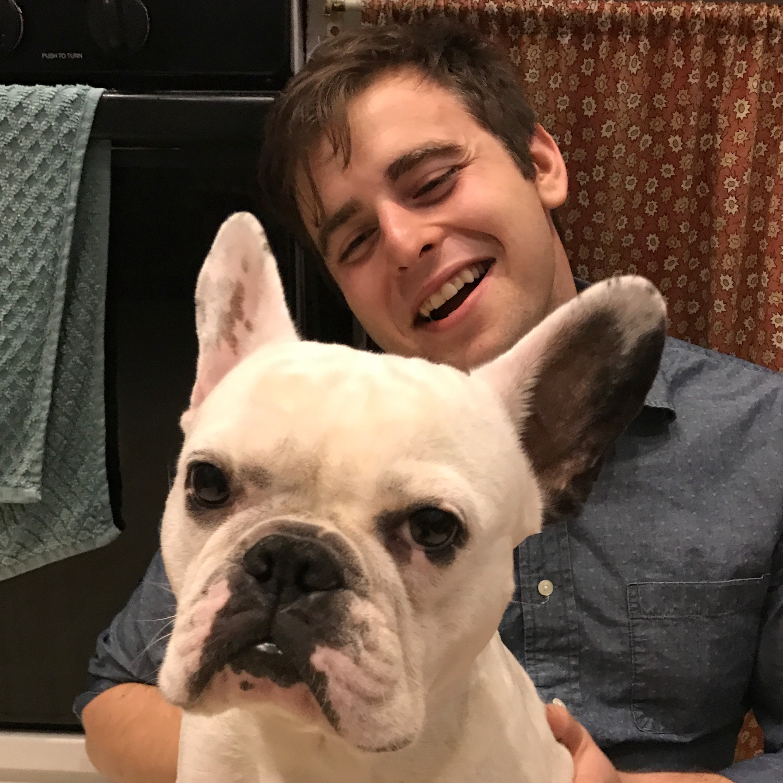 dog walker Nicholas + Hanna