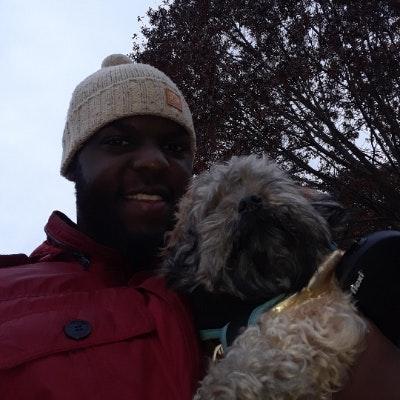 dog walker Terrence
