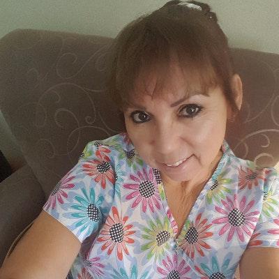 pet sitter Manuela