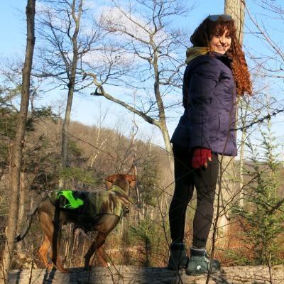 dog walker Jody