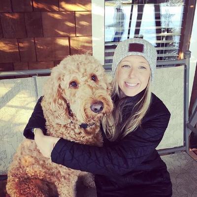 Katie's dog boarding