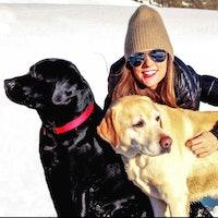 dog walker Giulia