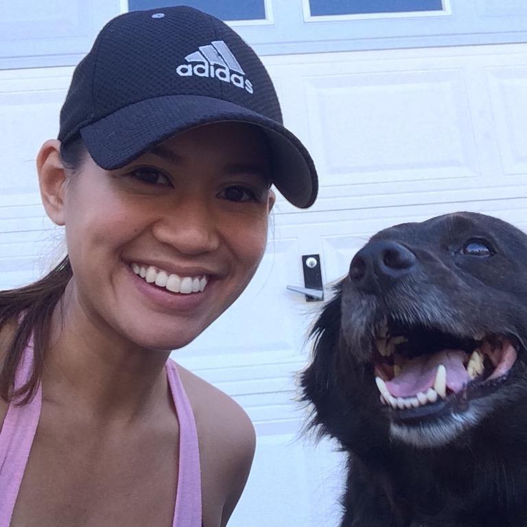 dog walker Sharon