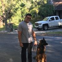 dog walker John