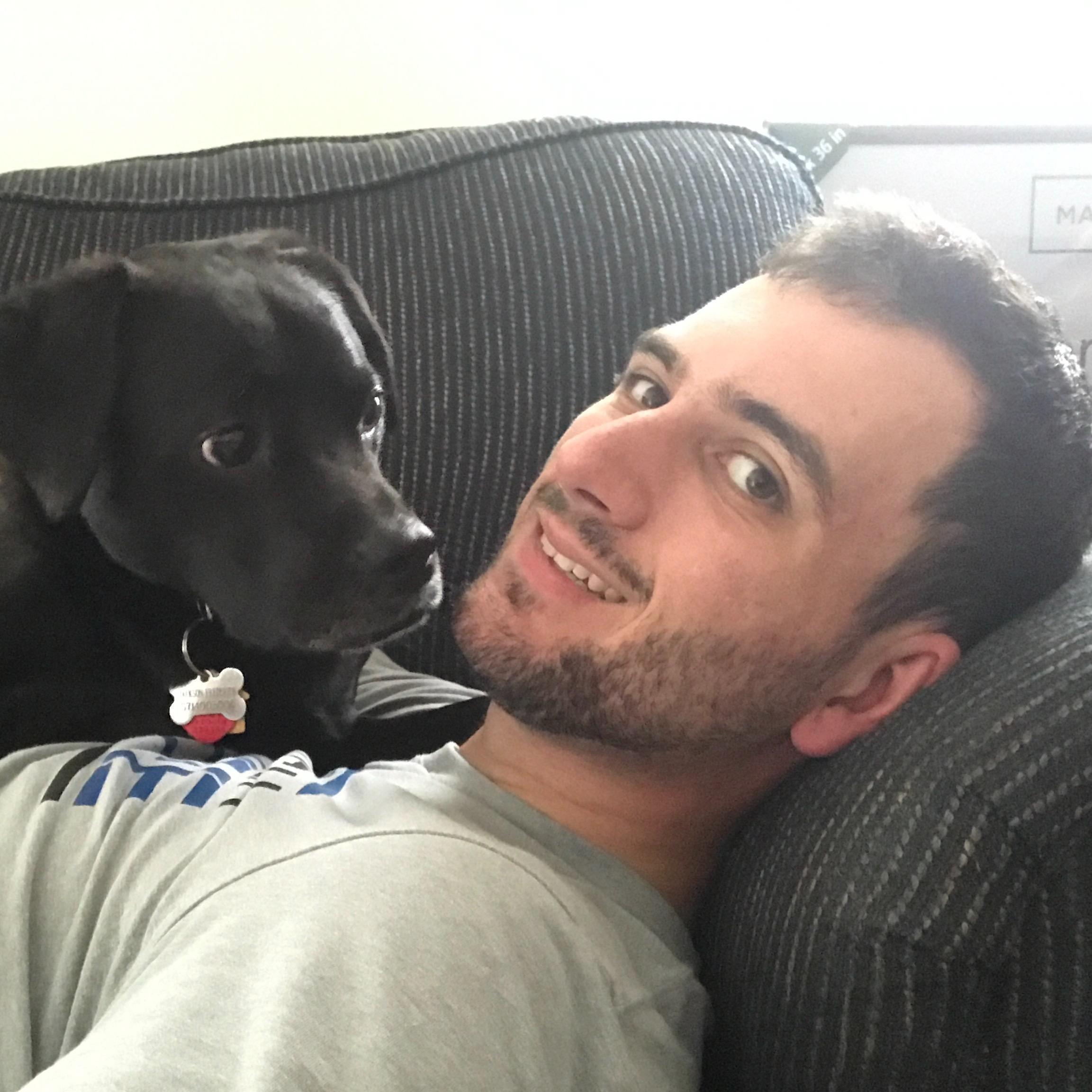 dog walker Brady