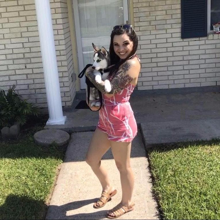 Anne's dog boarding