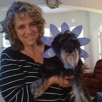 dog walker Shelby A