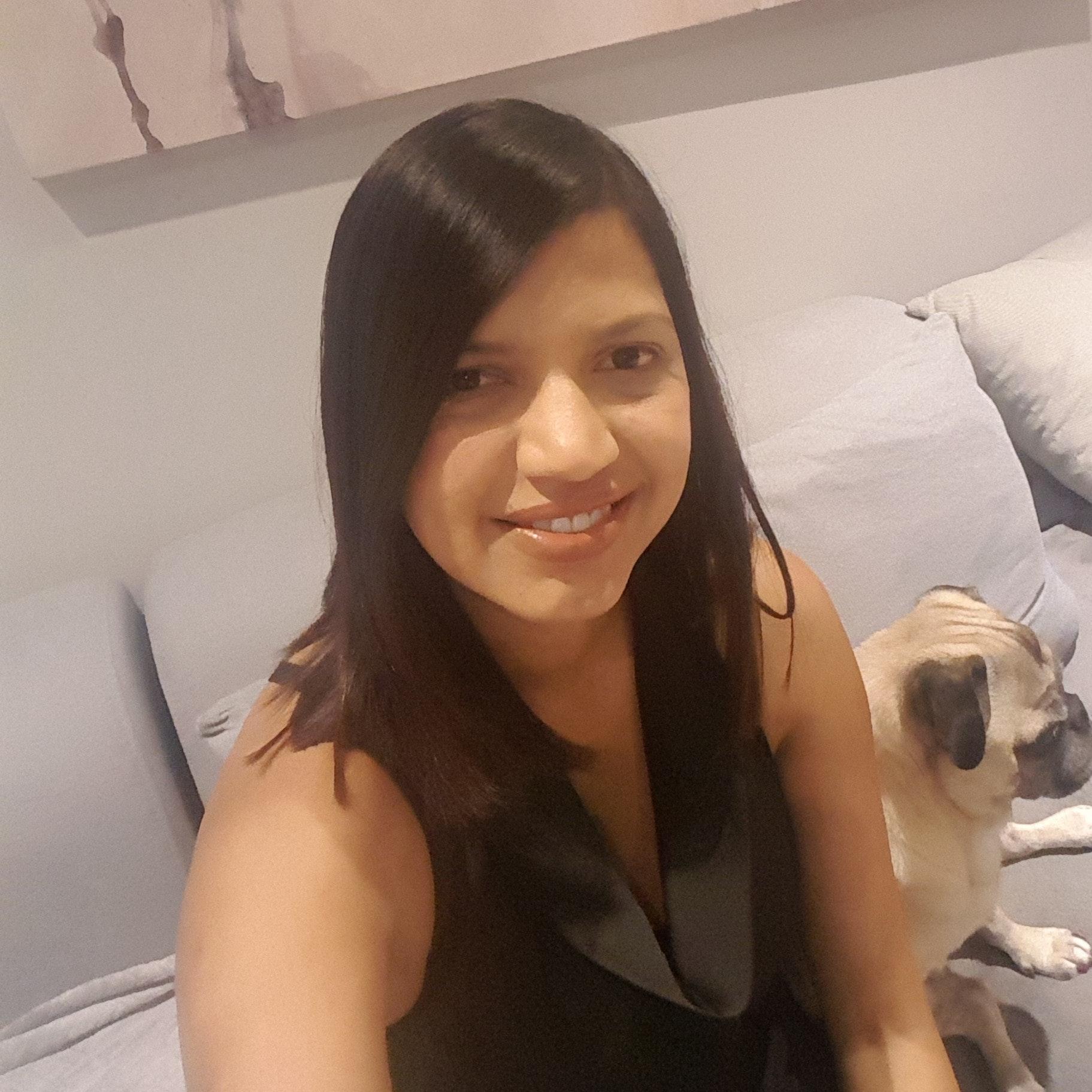 Shefali's dog boarding