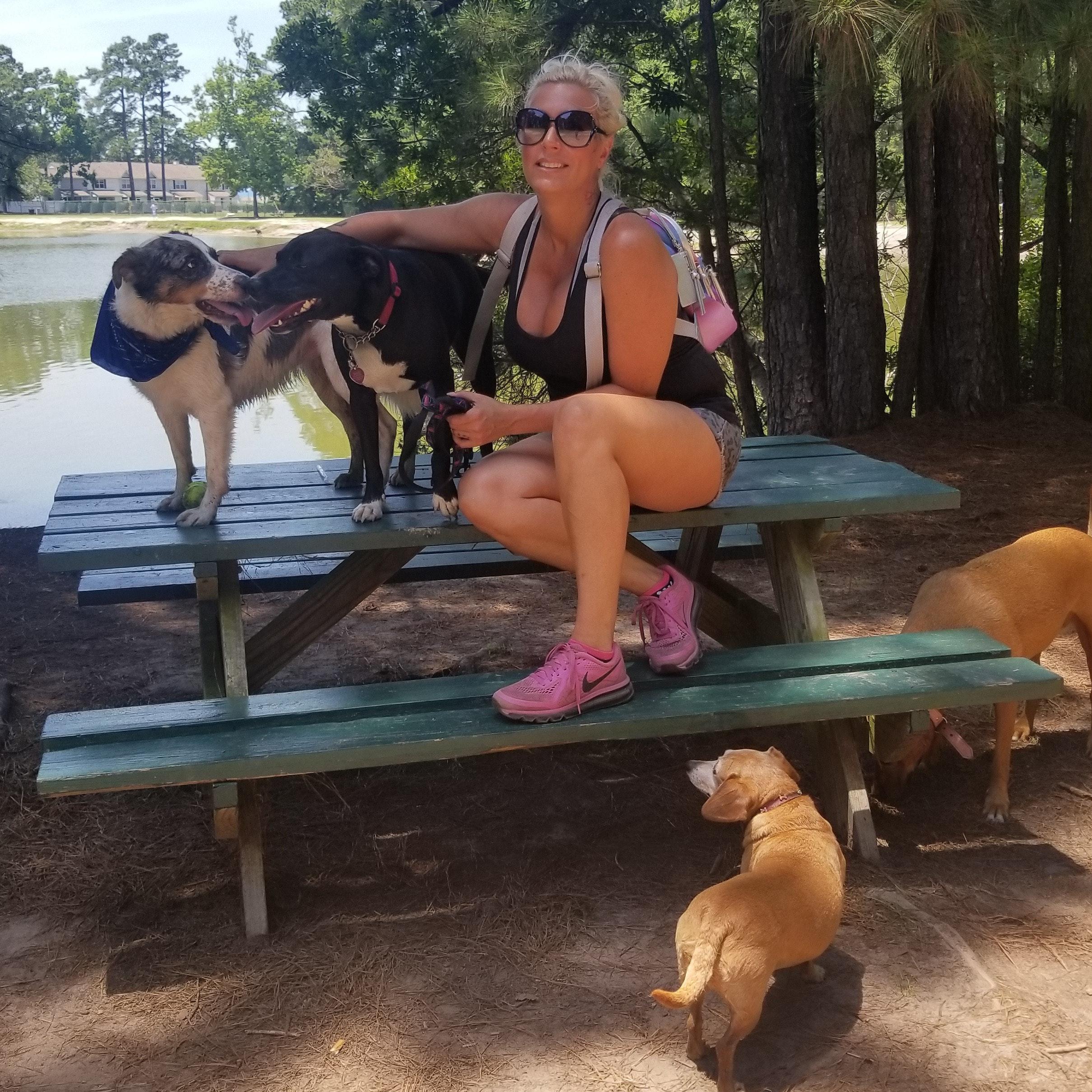 Farrah's dog day care
