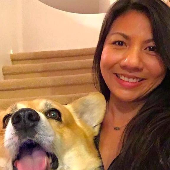 dog walker Ngoc-Anh