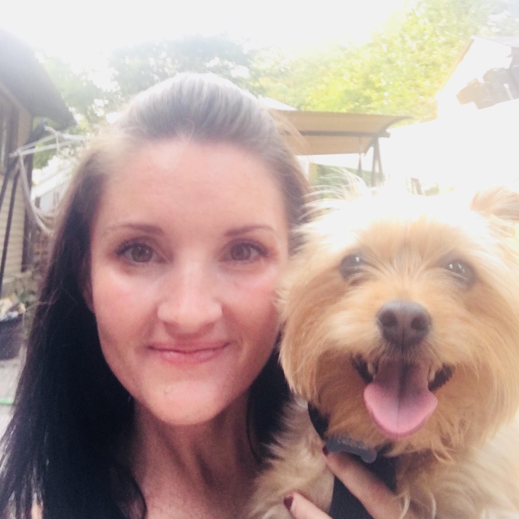 Danielle's dog boarding