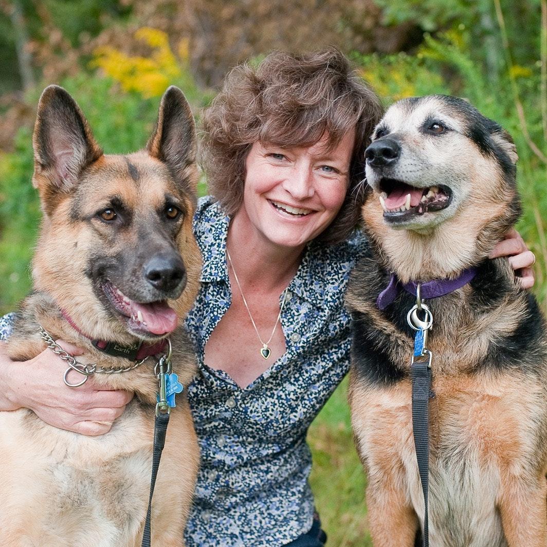 dog walker Sue
