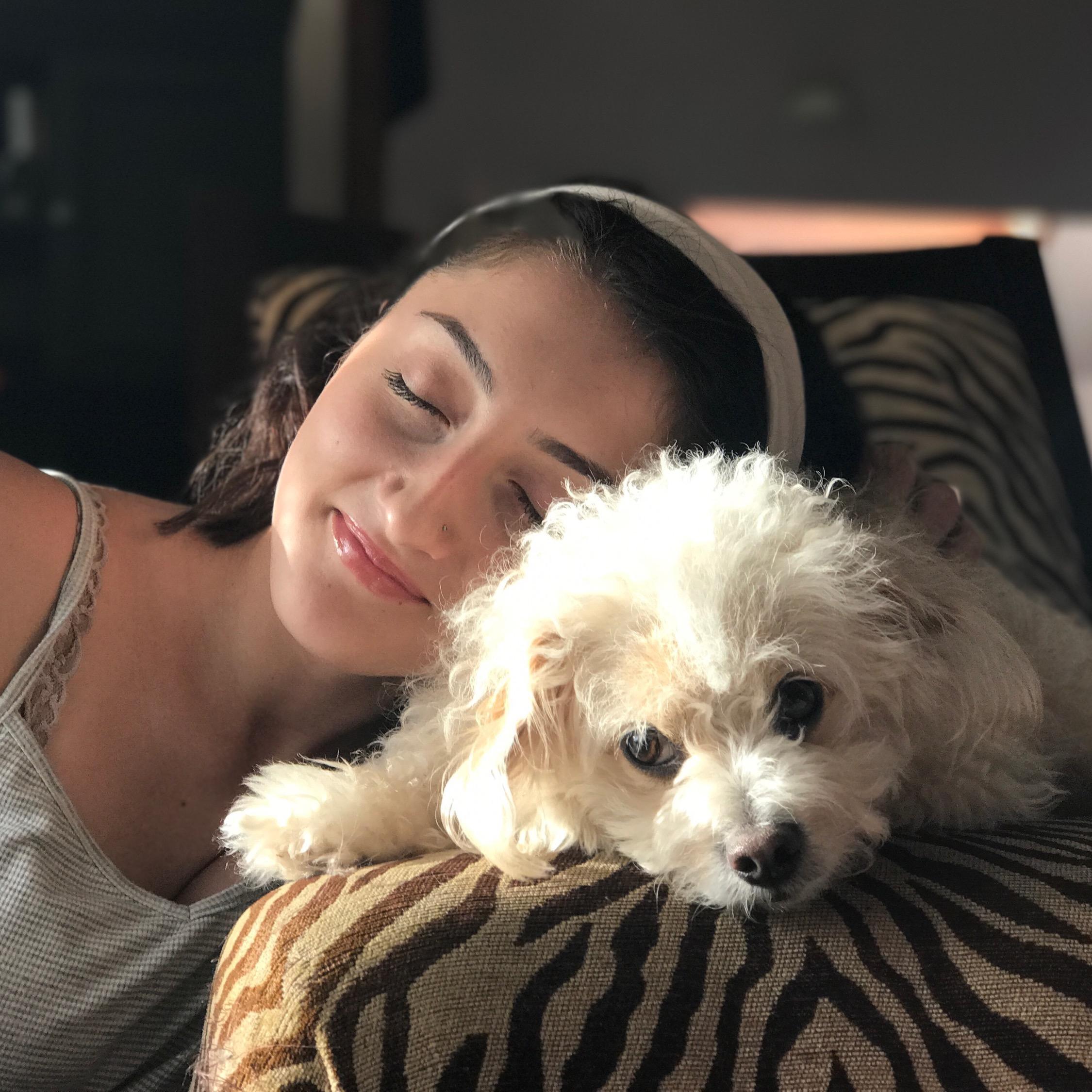 dog walker Vivian