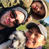 Cynthia & Nicholas's dog boarding