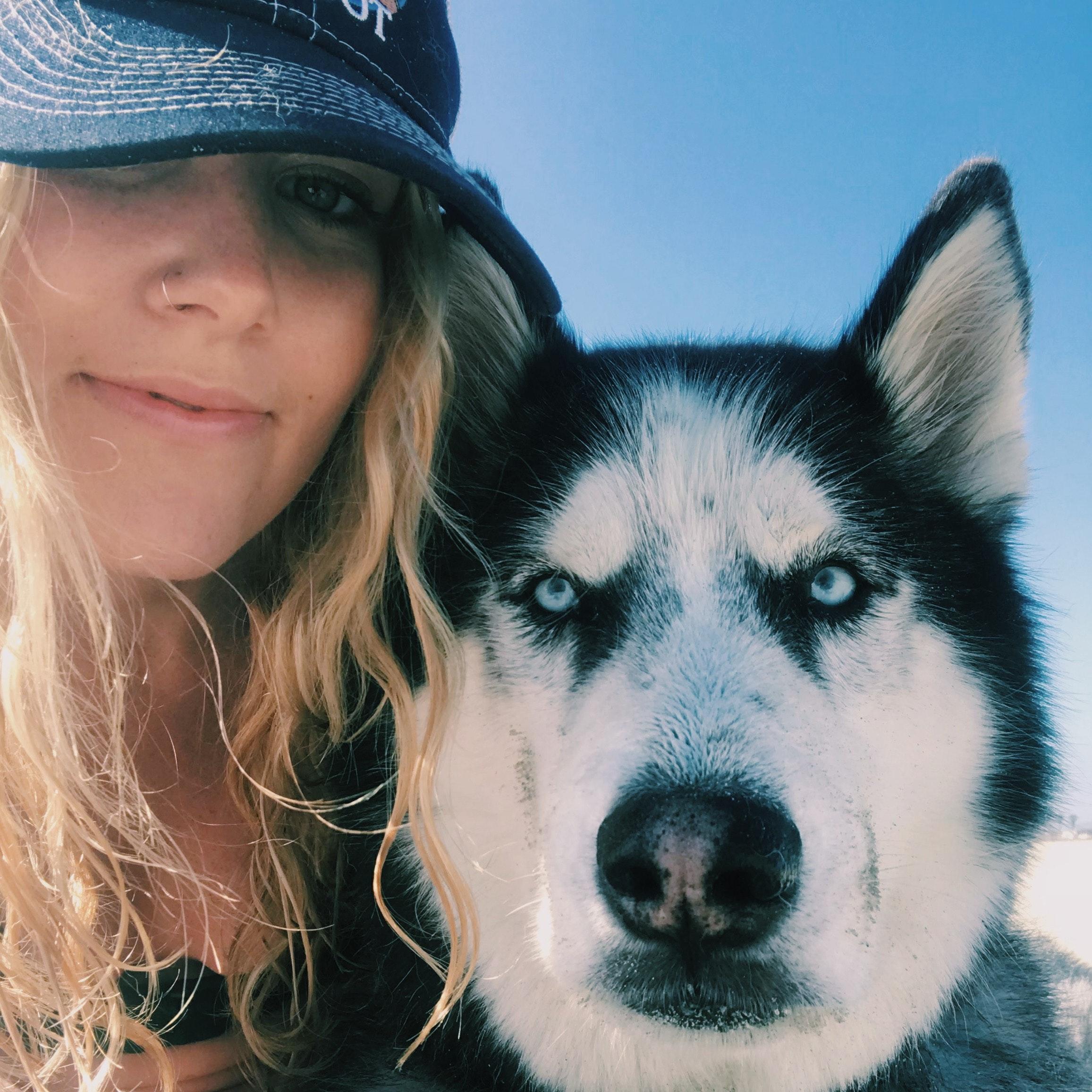 Tenaya's dog boarding