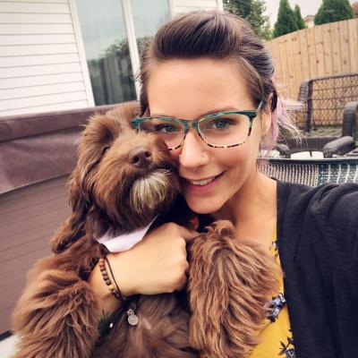 dog walker Jaclyn