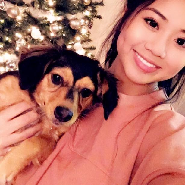 dog walker Mimi