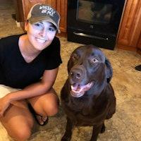 Melissa & Cory's dog boarding