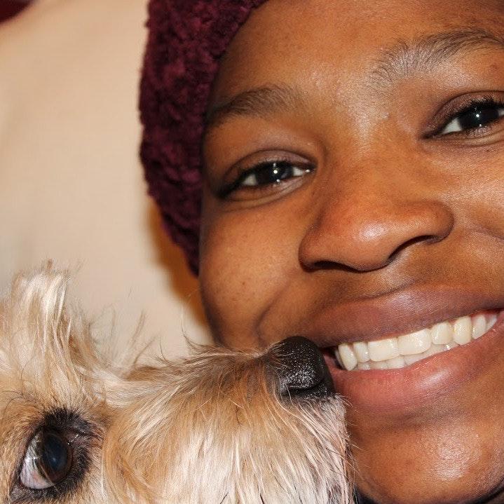 dog walker Chantell