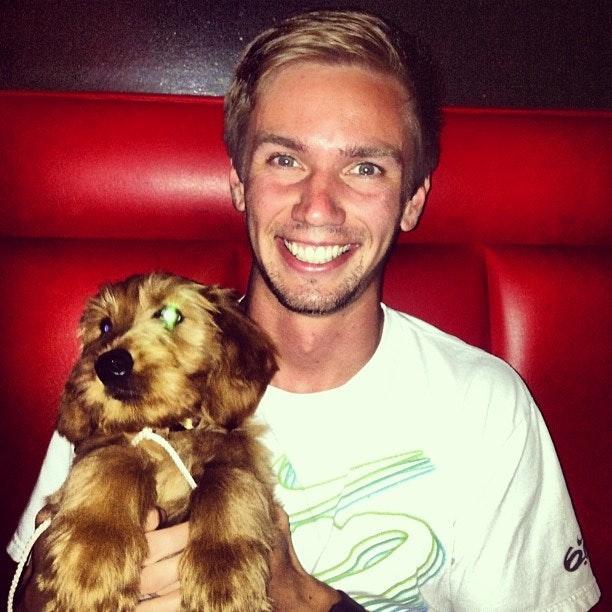 dog walker Spencer