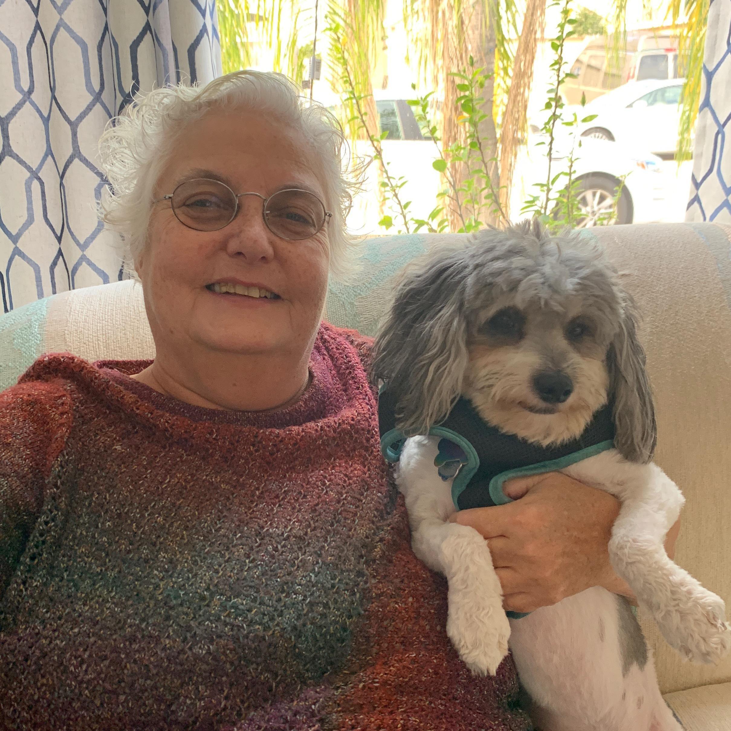dog walker Mary Ann