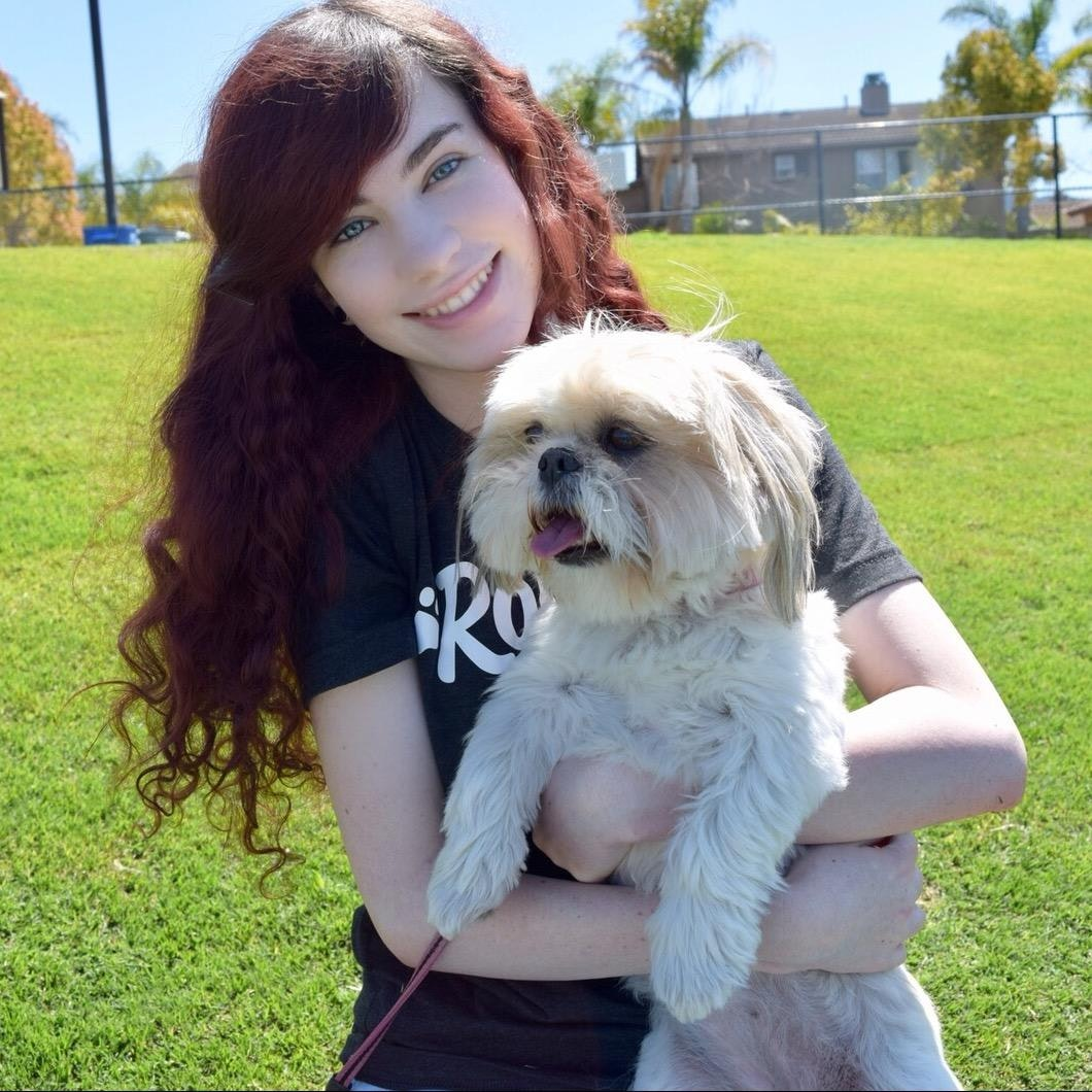 dog walker Tracy