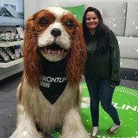 Anya's dog boarding
