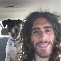 dog walker Jason