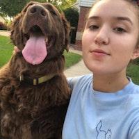 dog walker Darian