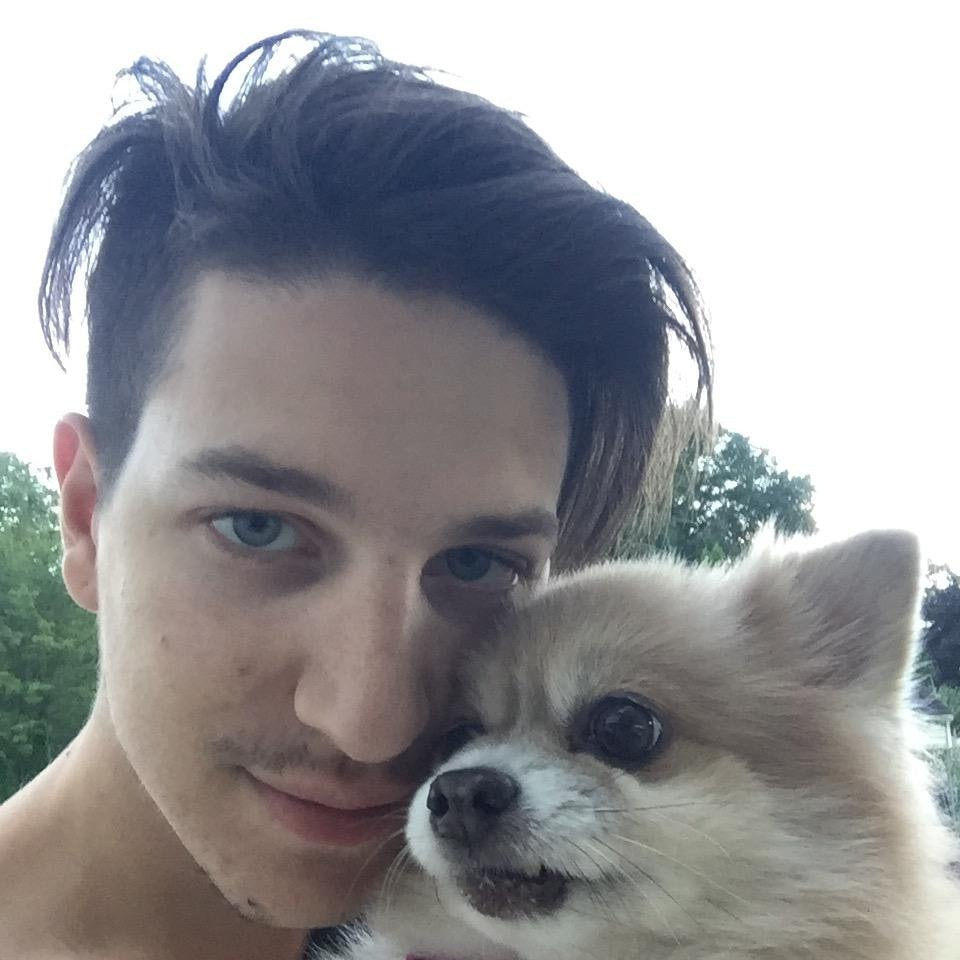 dog walker Jake