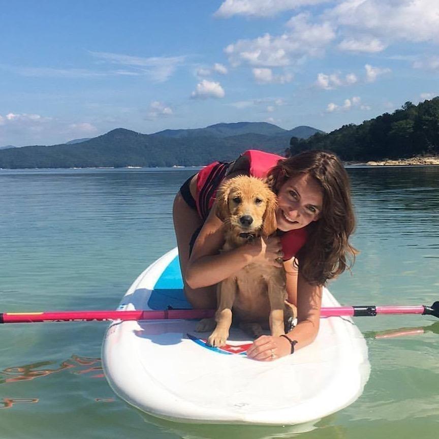 Tate & Trevor's dog boarding