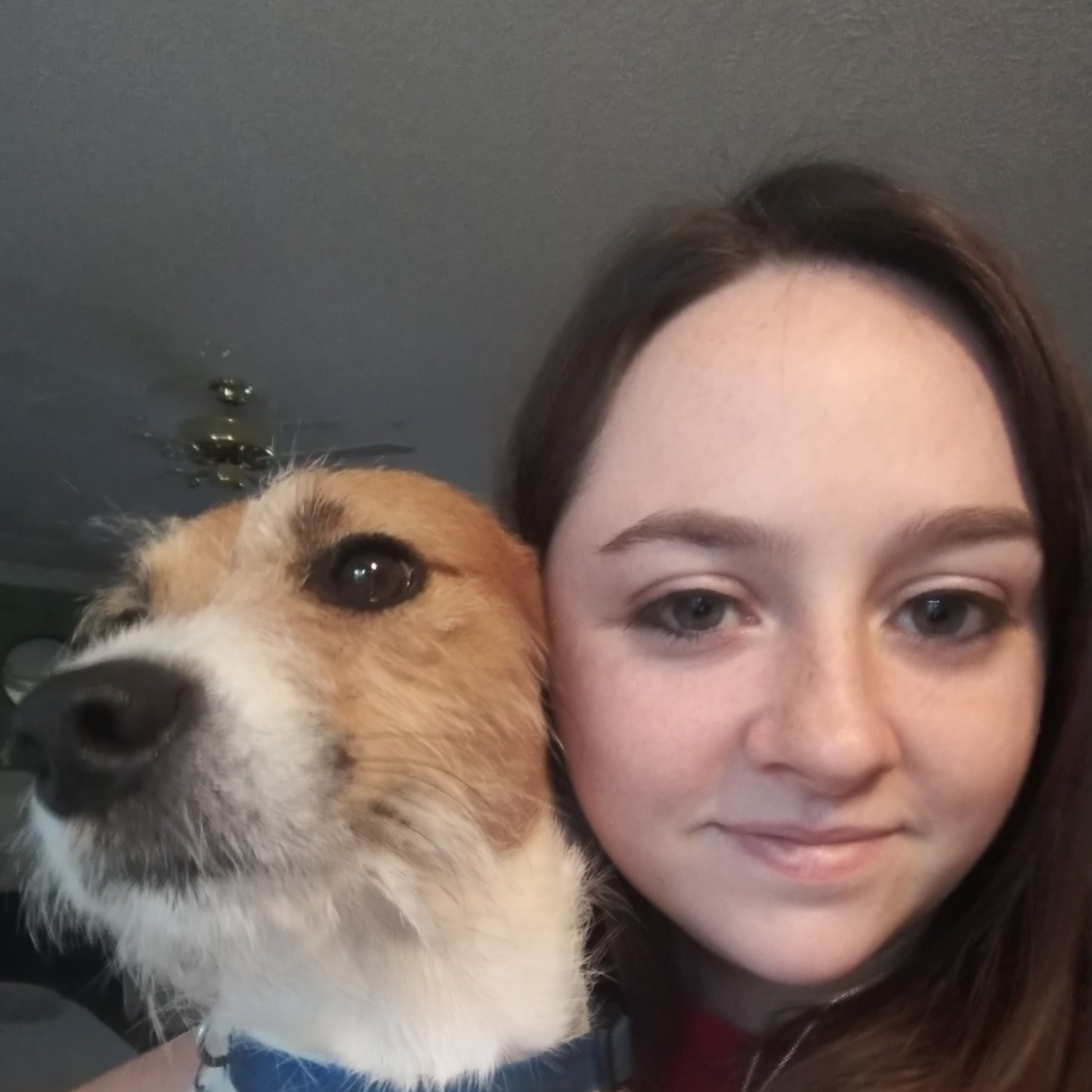 dog walker Carly